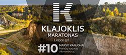Klajoklio maratonas #10